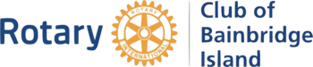 Bainbridge Island Rotary Club logo